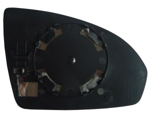Smart Fortwo [07 on] Clip In Wing Mirror Glass